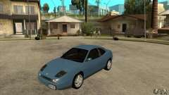 Fiat Coupe - Stock