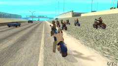 BikersInSa (les motards dans SAN ANDREAS)
