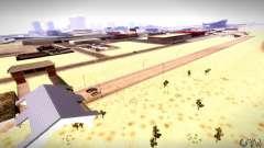 Drag Track Final für GTA San Andreas