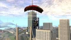 Parachute pour bajka