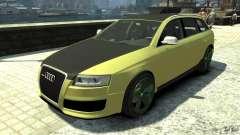 Audi RS6 Avant 2010 Carbon Edition