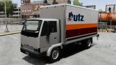 Nouvelles publicités pour le camion, Mule