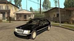 Mercedes-Benz S600 V12 W140 1998 V1.3
