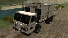 Camion à ordures de GTA 4 pour GTA San Andreas