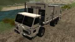 Müllwagen aus GTA 4
