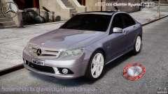 Mercedes-Benz C180 CGi Classic Special 2009