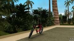 Mountainbike (Rover) pour GTA Vice City