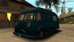 Hotdog civil Van