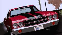 Chevrolet El Camino SS 70 Fixed Version für GTA San Andreas