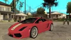Lamborghini Gallardo LP550 Valentino Balboni