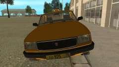 GAZ 31029 Taxi für GTA San Andreas