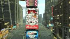 Timesquare Budweiser MOD