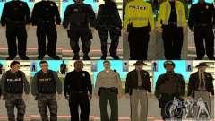 Pak peaux LAPD