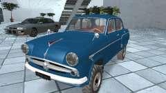 Moskvitch 410 4 x 4