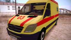 Mercedes Benz Sprinter Ambulance