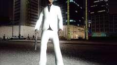 Weiße Kostüm