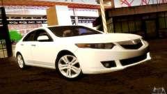 Acura TSX V6