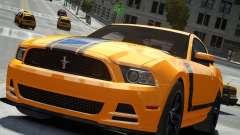 Ford Mustang Boss für GTA 4
