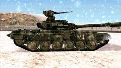 T-90 de Battlefield 3 pour GTA San Andreas