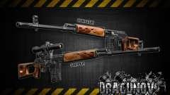 Dragunov Scharfschütze-Gewehr-V 1.0
