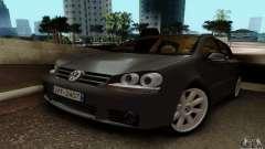 Volkswagen Golf 5 TDI pour GTA San Andreas