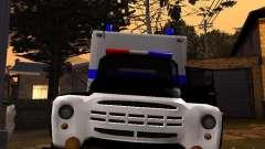 ZIL 130 Polizei