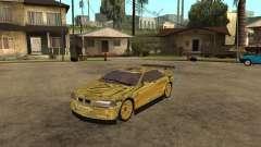 BMW M3 Goldfinger