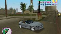 Mercedes-Benz VISION SLR Cabrio pour GTA Vice City