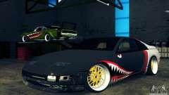 Nissan 300ZX Bad Shark