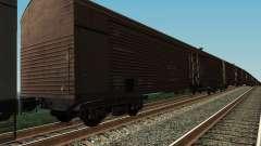 Refrežiratornyj wagon Dessau n7
