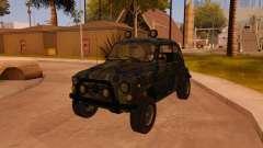 Zastava 750 4x4 Camo pour GTA San Andreas