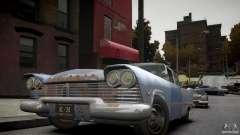 Plymouth Savoy Club Sedan 1957