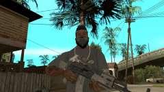 AK47 avec le viseur optique standard
