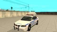 Patrouille de la police de GTA 4