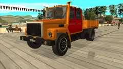 3309 GAZ feux de détresse