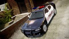 Dodge Charger SRT8 Police Cruiser pour GTA 4