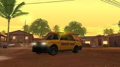 VAZ 2106 Taxi tuning