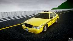 Ford Crown Victoria Raccoon City Taxi