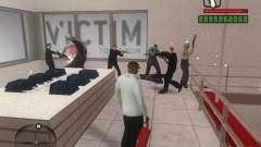 Gangs mod für GTA San Andreas