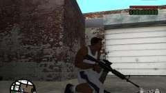 I AM Legend M4A1 pour GTA San Andreas