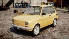 Fiat 126p 1976 für GTA 4