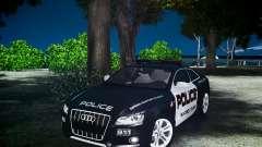 Audi S5 Police