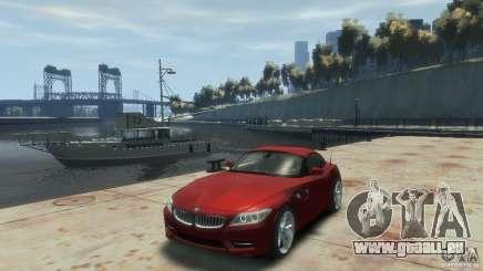 BMW Z4 für GTA 4