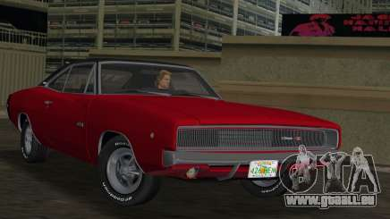 Dodge Charger 426 R/T 1968 v1.0 für GTA Vice City