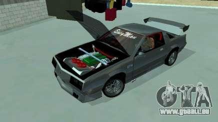 Buffalo Racer 2008 für GTA San Andreas