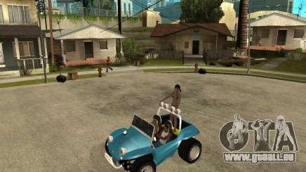 Volkswagen Dune Buggy pour GTA San Andreas