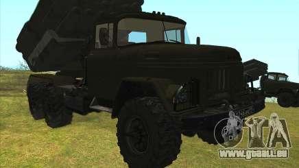 ZIL-131 in Grad für GTA San Andreas
