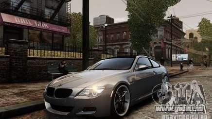 BMW M6 Coupe E63 2010 für GTA 4