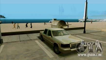Eine kurze Limousine für GTA San Andreas