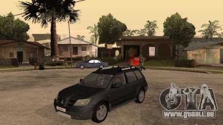 Mitsubishi Outlander 2003 pour GTA San Andreas